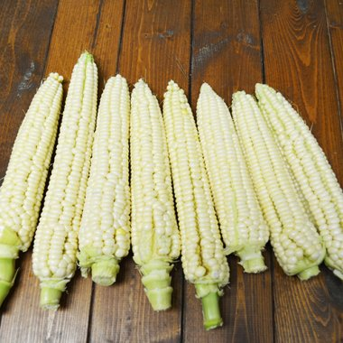 Aunt Mary's Corn Vegetable Seeds AS2068